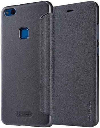 Nillkin Kryt Sparkle Folio (Huawei P10 Lite), černá