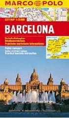 Barcelona - City Map 1:15000