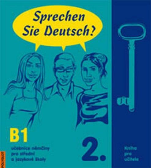 Dusilová Doris: Sprechen Sie Deutsch - 2 kniha pro učitele