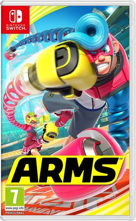 Nintendo ARMS (Switch) Játékprogram