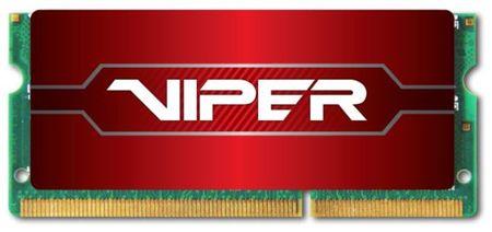 Patriot pomnilnik (RAM) 16GB DDR4 2400 1.2V CL15 SODIMM Viper Red (PV416G240C5S)