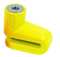 Oxford ključavnica za disk Junior, rumena