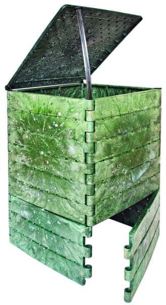 JRK 215 PREMIUM zelený