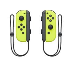 Nintendo kontrolery Switch Joy-Con, żółte