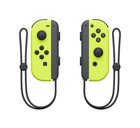 Nintendo kontroler Joy-Con, par, rumen (Switch)