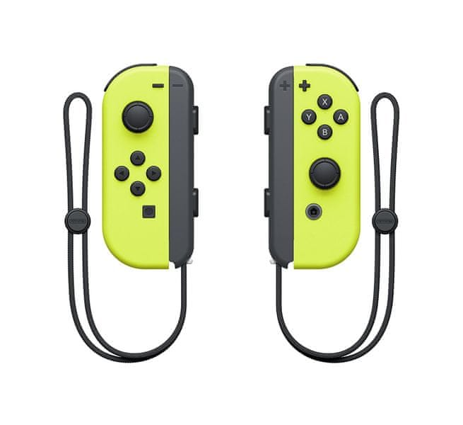 Nintendo Switch Joy-Con (pár) žlutý / Switch