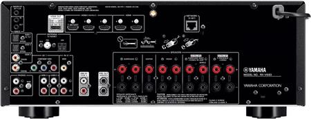 Yamaha AV sprejemnik RXV683, titan