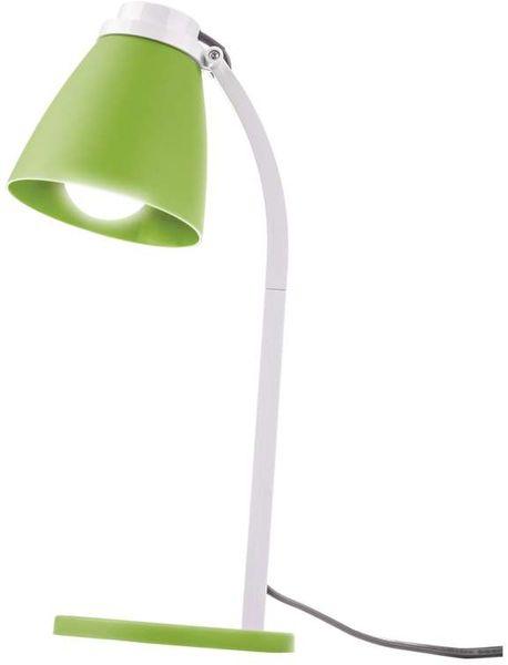 Emos Stolní lampa Lolli zelená