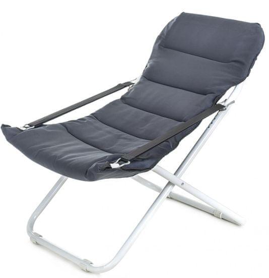 Happy Green VARADERO Összecsukható szék, antracit
