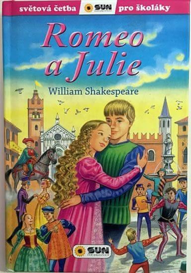Romeo a Julie - Světová četba pro školáky
