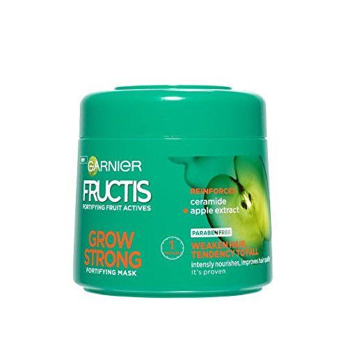 Garnier Posilující maska pro oslabené a lámavé vlasy Fructis (Grow Strong Mask) 300 ml