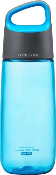 Lock&Lock Láhev Bisfree Soft Handle 510 ml, modrá