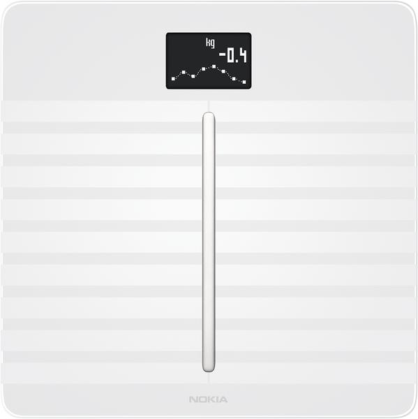 Nokia Body Cardio, bílá