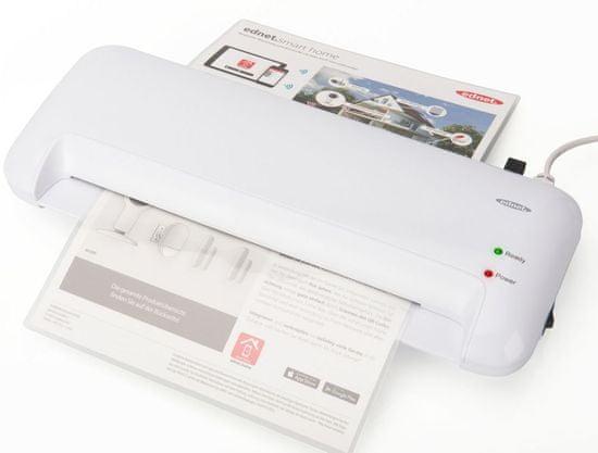 Ednet plastifikator A4, bijeli