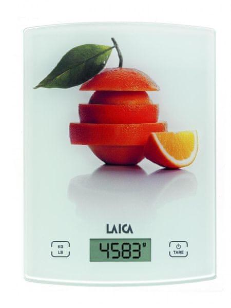 Laica Digitální kuchyňská váha KS1029O
