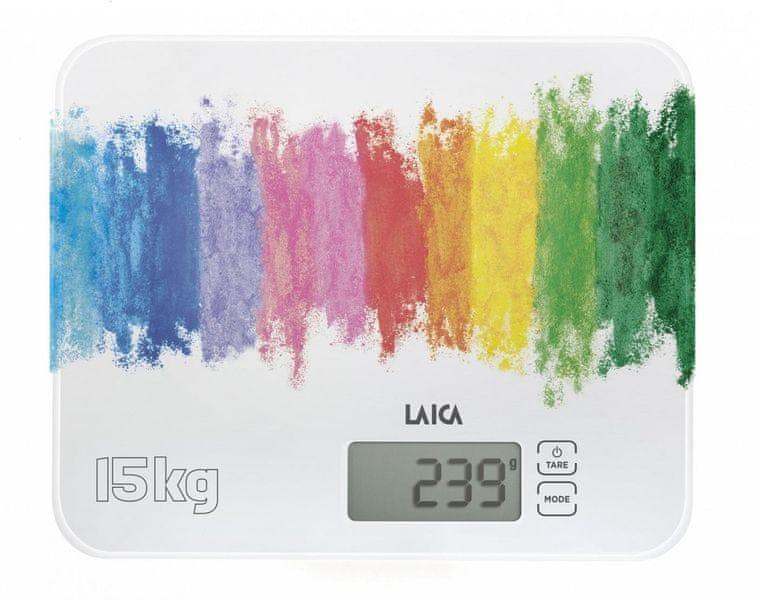 Laica Digitální kuchyňská váha KS4015