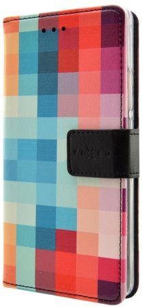 Fixed Flip-kryt Opus (Huawei P9 Lite 2017), viacfarebný