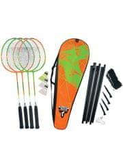 Talbot Torro badminton komplet 4 Attacker set PLUS