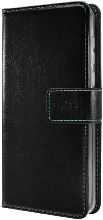 Fixed Etui z klapką Opus (Huawei Nova Smart), czarny