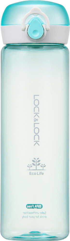Lock&Lock Láhev Bisfree One Touch 550 ml, zelená