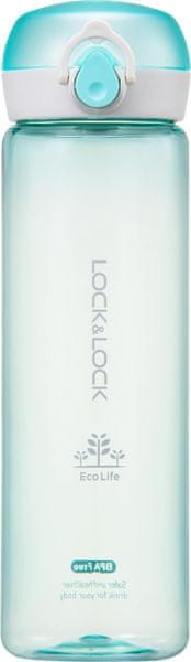 Lock&Lock Láhev Bisfree One Touch 550 ml, zelená