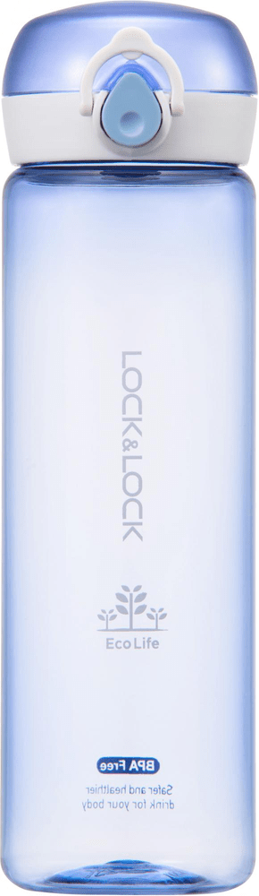 Lock&Lock Láhev Bisfree One Touch 550 ml, modrá