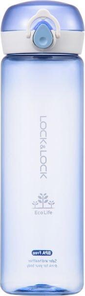 Lock&Lock Láhev Bisfree One Touch 550 ml, modrá