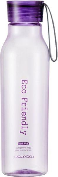 Lock&Lock Láhev Bisfree Eco 550 ml, fialová