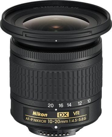 Nikon objektiv Nikkor AF-P 10-20 mm f/4,5-5,6 VR DX