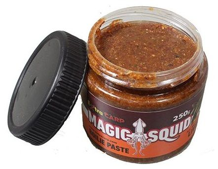 Extra Carp Magic Squid Boilie paste 250g robin red