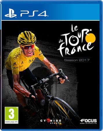 Focus Tour de France 2017 PS4