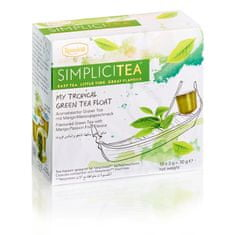 Ronnefeldt herbata Simplicitea Tropical Green Tea Float, 10 kapsułek