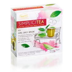 Ronnefeldt Simplicitea Earl Grey Break 10 kapsúl
