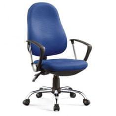 pisarniški stol OC106, moder