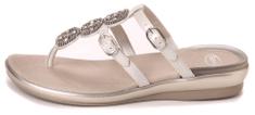 Scholl női flip-flop papucs Elbereth 38 fehér II.osztály