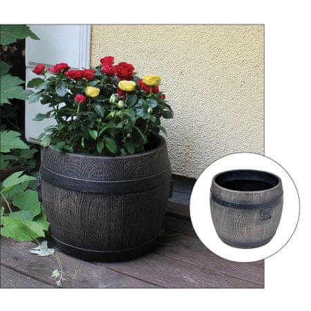 Roto cvetlično korito Bolero M, 40 x 40 x 34,5 cm