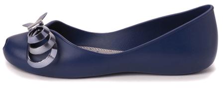 Zaxy ženske balerinke Luxury 40 modra