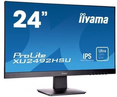 iiyama IPS LED monitor ProLite XU2492HSU-B1