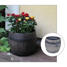 Roto cvetlično korito Bolero XL, 59 x 59 x 47 cm