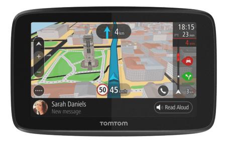 TomTom nawigacja samochodowa Go 520 Wifi, World Lifetime