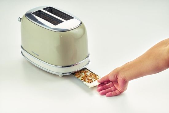 Ariete toaster Vintage 155, bež