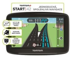 TomTom Start 42 Regional, Lifetime