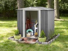 Arrow zahradní domek ARROW DRESDEN 65 šedý