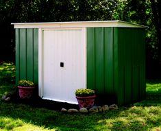 Arrow zahradní domek ARROW PT 104 zelený