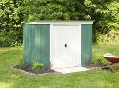 Arrow zahradní domek ARROW PT 84 zelený