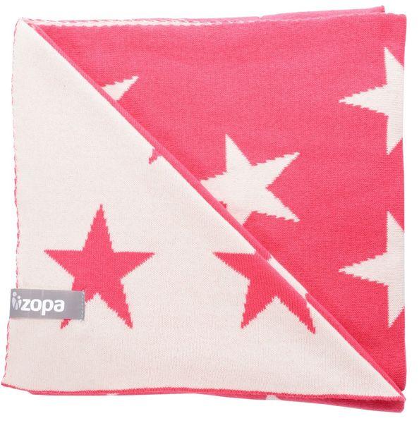 ZOPA Dětská deka Stars, Redwine