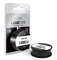 FIN Olověná Šňůra Lead Core 5 m 45 lb
