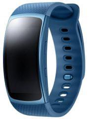 Samsung opaska fitness Gear Fit2 niebieski