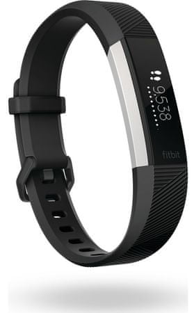 Fitbit Alta HR Black, Small