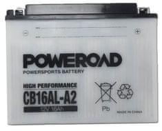 Poweroad akumulator za motor CB16AL-A2 (standardni, 12V 16Ah)